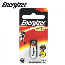 ENERGIZER 12V ALKALINE BATTERY 1 PACK: A23 (MOQ 12)