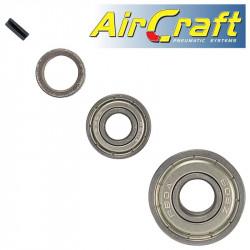 AIR DIE GRIND.SERVICE KIT BEARING COMP. (17/23/25/26) FOR AT0017