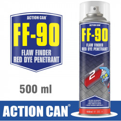 AC FF-90 RED DYE PENETRANT 500ML
