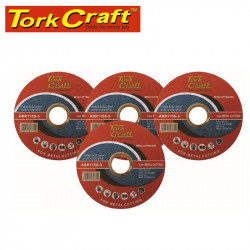 3+1 FREE CUTTING DISC STEEL AND SS 115 X 0.8 X 22.22MM