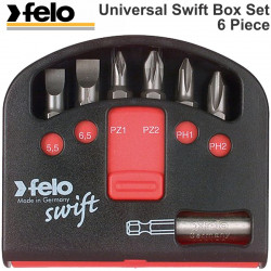 FELO 038 UNIVERSAL SWIFT BOX 6PCE