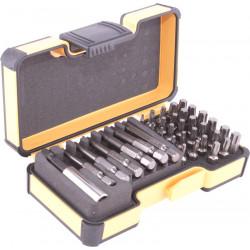 FELO 020 TORX BIT SET 35PC STRONG BOX