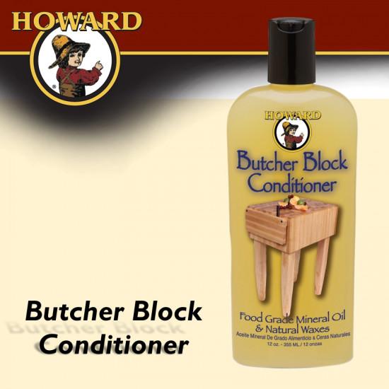 HOWARD BUTCHER BLOCK CONDITIONER 355 ML
