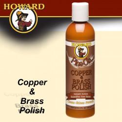 HOWARD COPPER & BRASS POLISH 237 ML