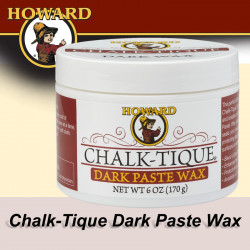 HOWARD CHALK-TIQUE DARK WAX 177 ML