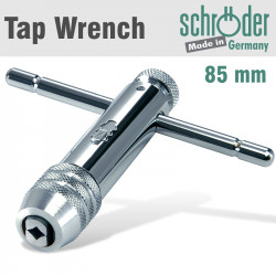 RATCHET TAP WRENCH 85MM M3-8