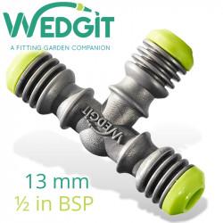 CONNECTOR 3-WAY WEDGIT